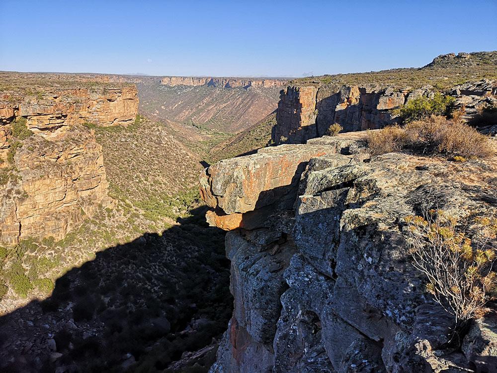 Papkuilsfontein Gorge