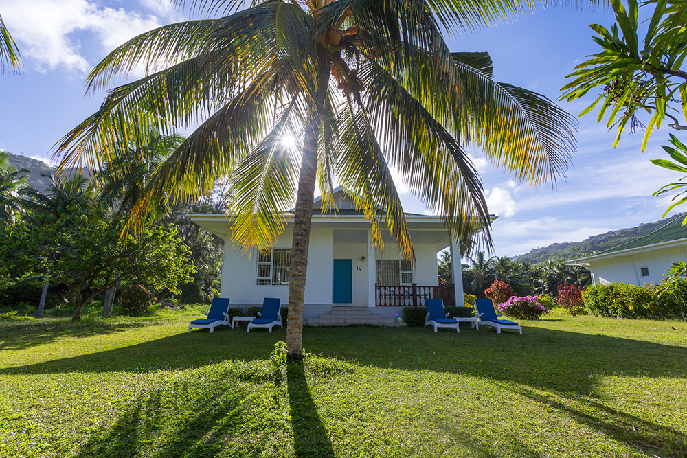 Two-bedroom chalet at Chalets D'Anse