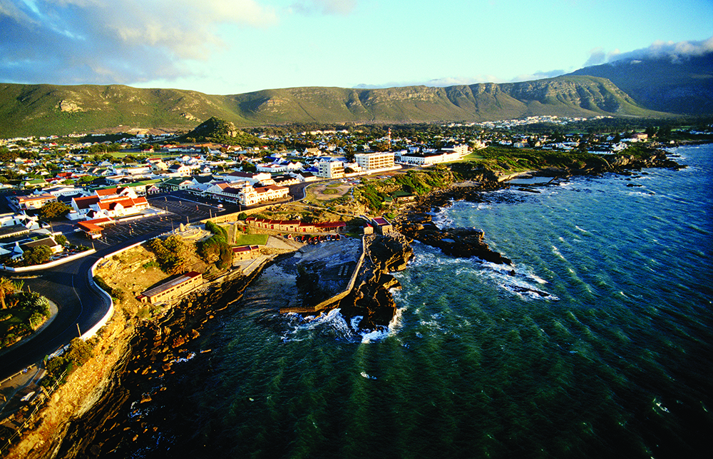 The Town of Hermanus. Photo by Hoberman Collection/UIG via Getty Images