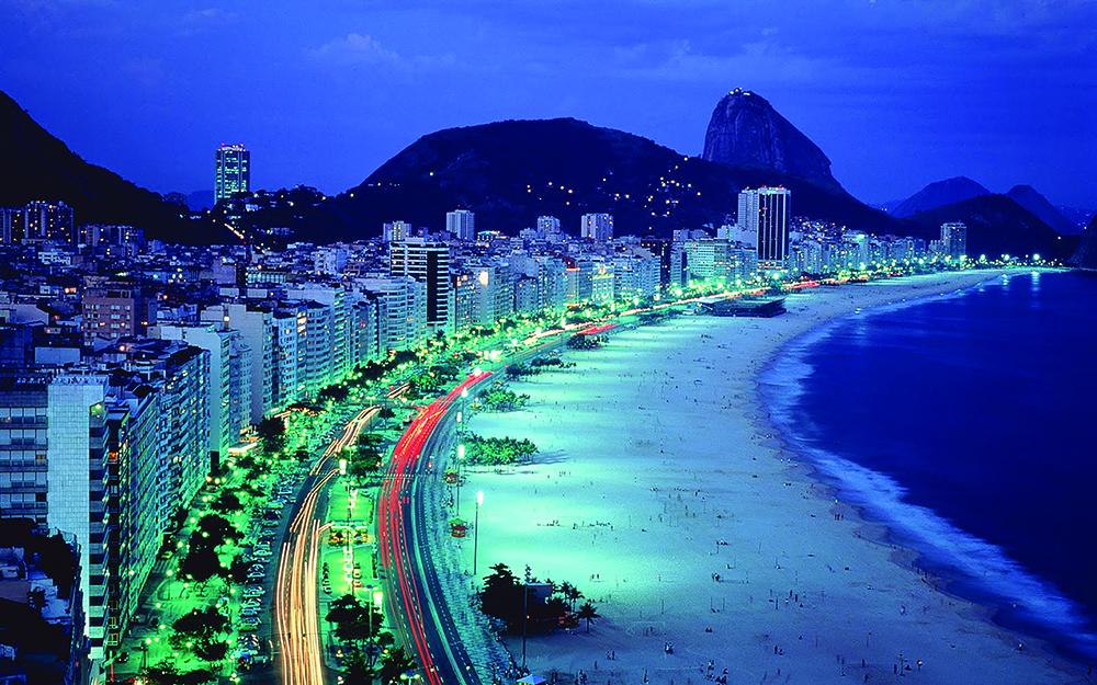 Photo Taken In Brazil, Rio De Janeiro