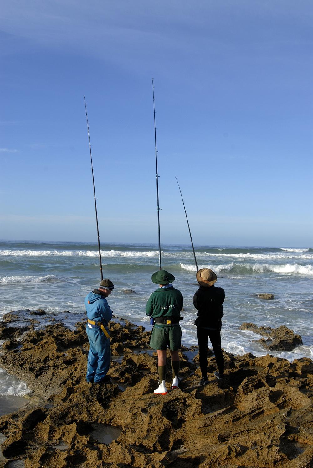 Rock & Surf Anglers. Photo: Peter Chadwick