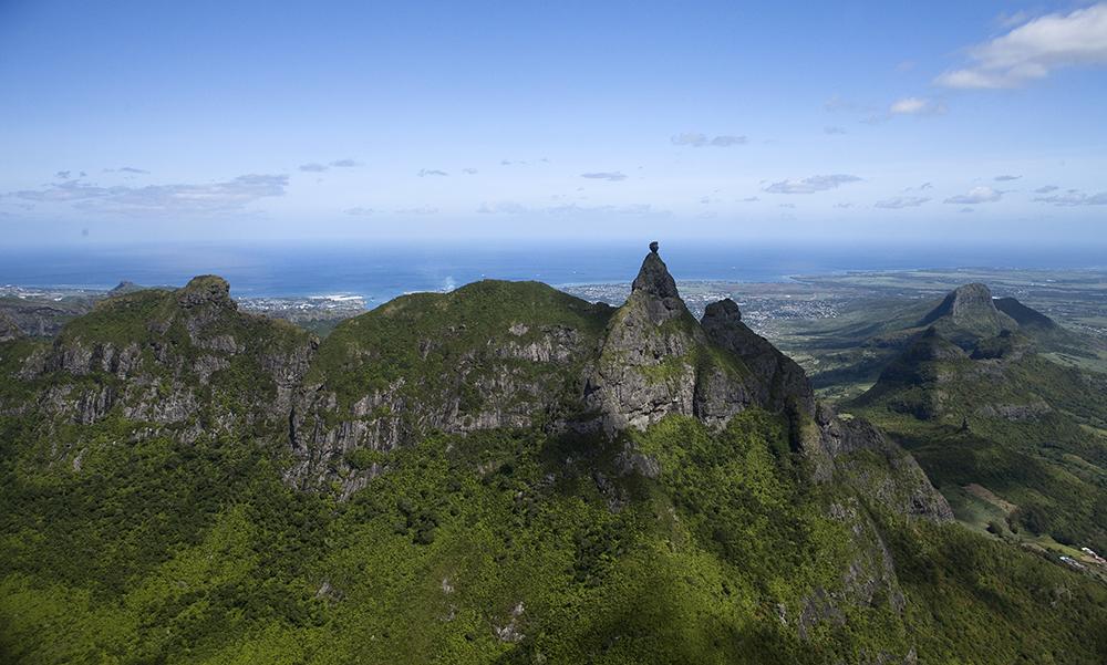Pieter Both Mountain Mauritius