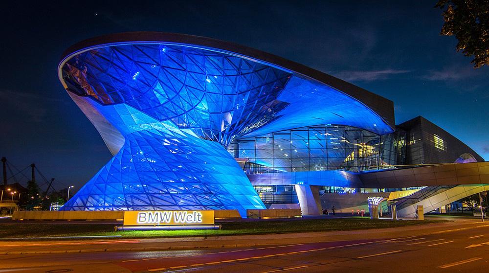 BMW Welt Munich, Germany