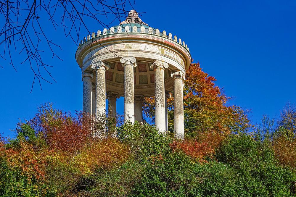 English Garden, Munich Germany