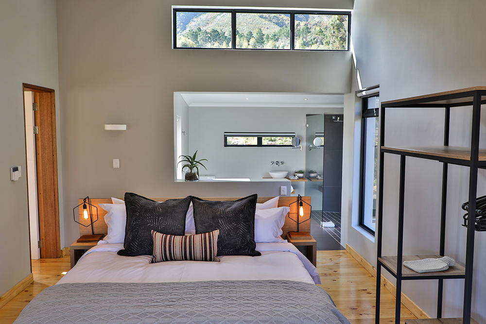 of the Opstal Units was tastefully developed by the entire Louw family
