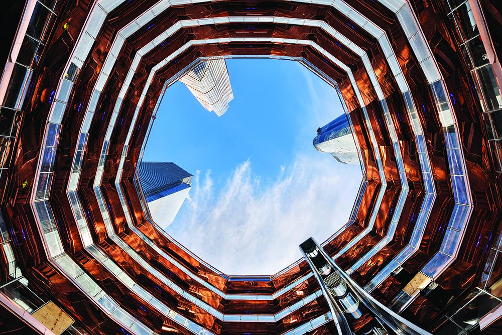 Vessel Interior Photo: Michael Moran