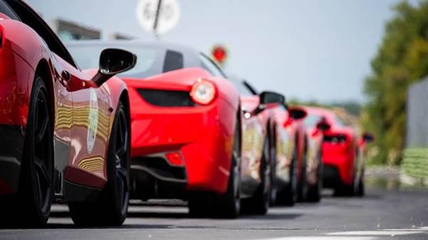 Festa Italiana Cars