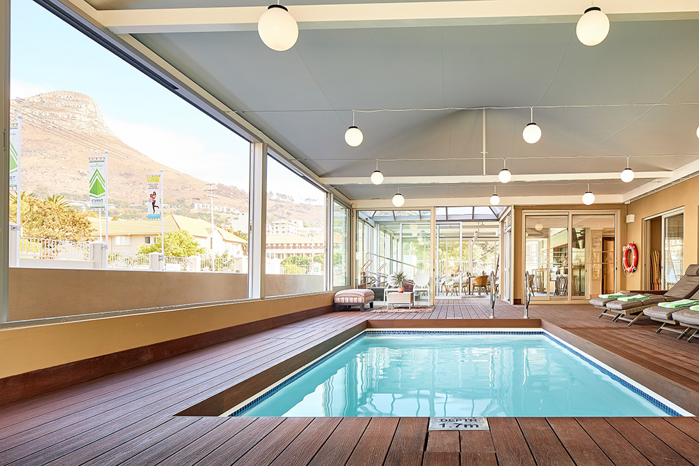 Mount Sierra Indoor Heated Pool