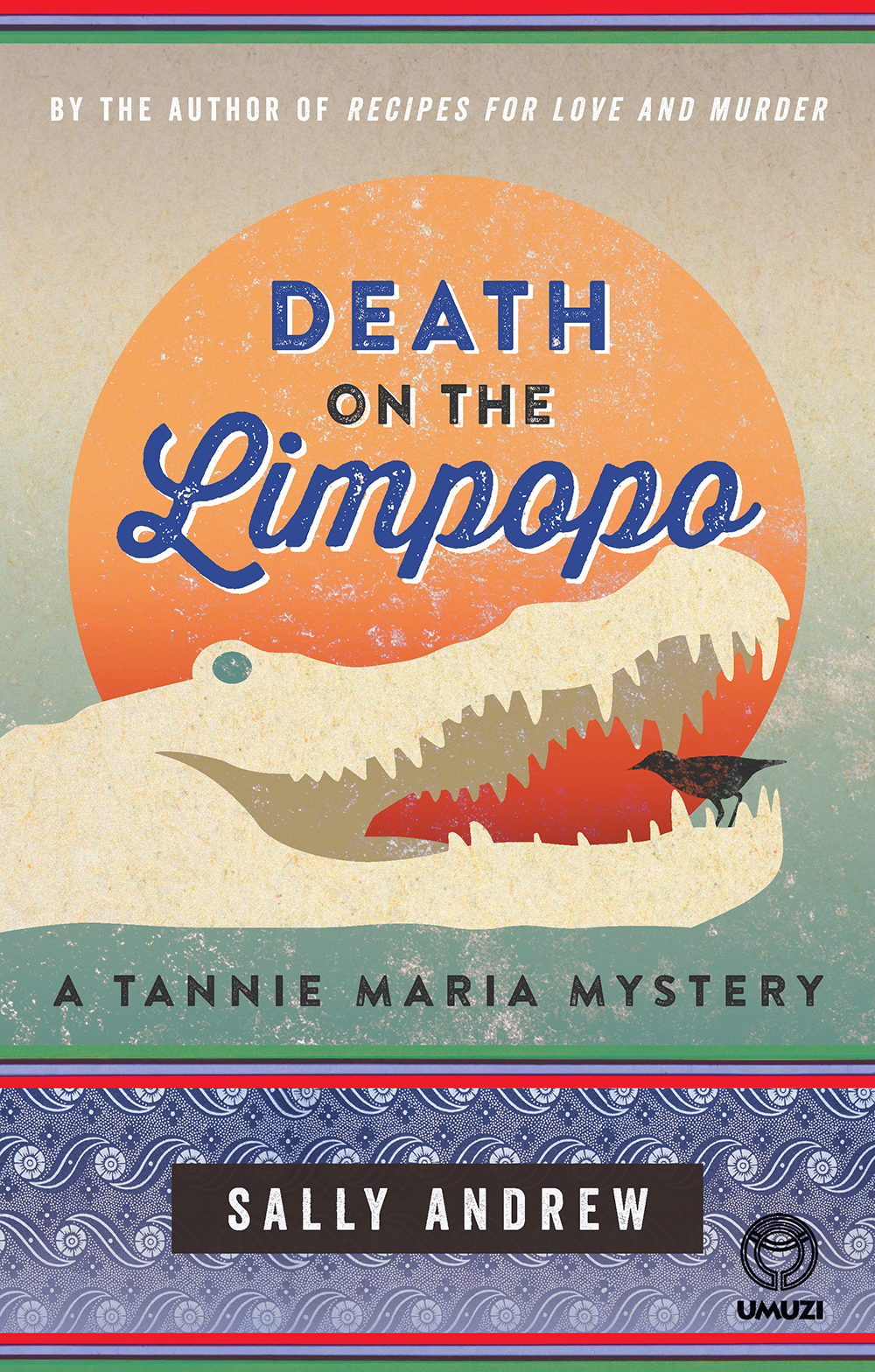 Death on the Limpopo Cover