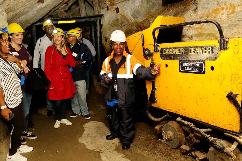 Underground Mine Tours
