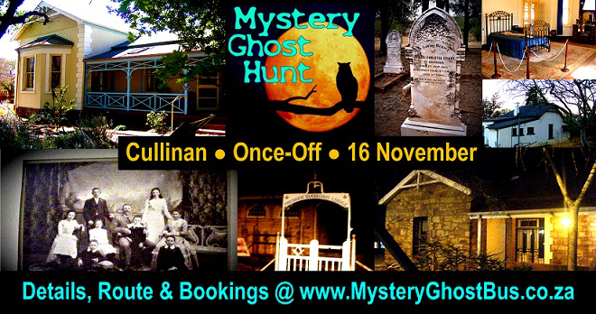 Mystery Ghost Tour