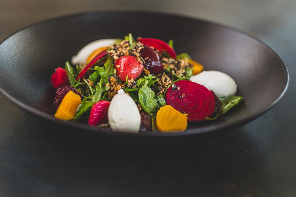 Beetroot salad at TOKARA Deli