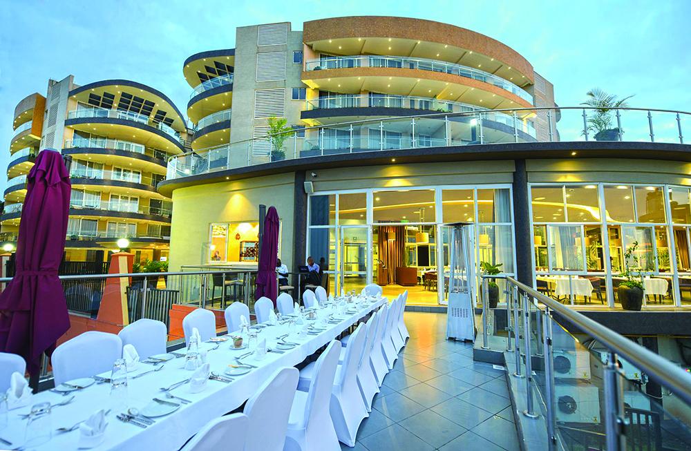 Uganda Skyz Hotel