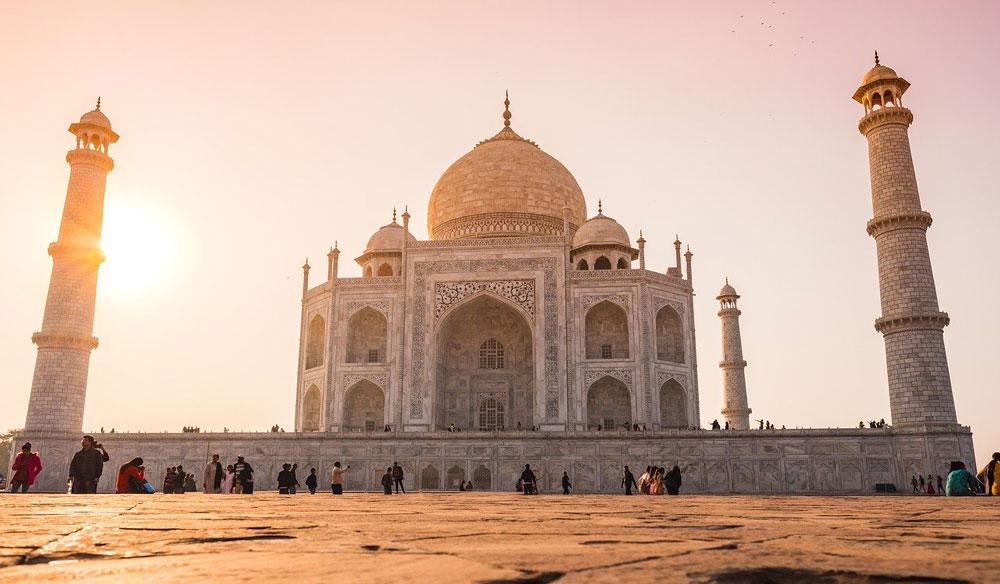 Taj Mahal india-