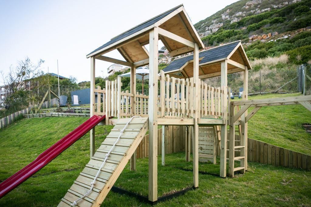 Play area at Barstaurant