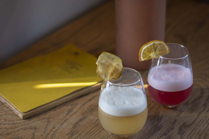 Tryn Autumn Cocktails