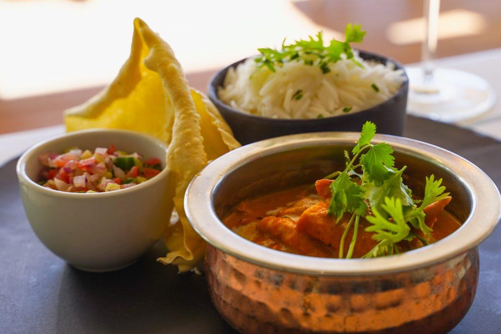 Waterford Curry at Tobagos Restaurant - Radisson Blu Hotel Waterfront