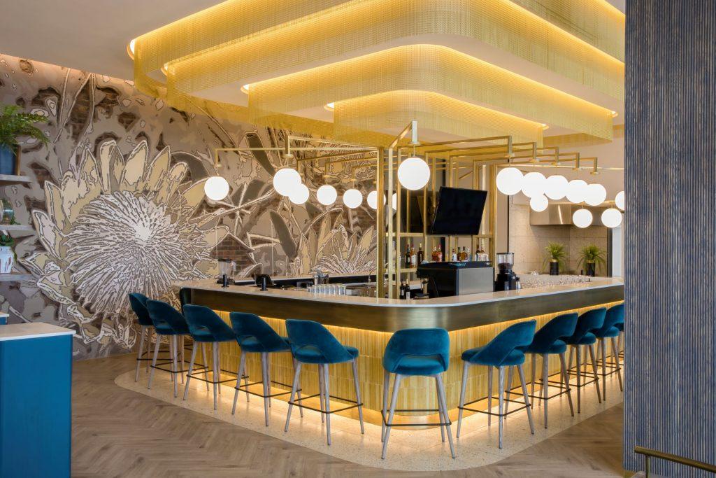 Courtyard Hotel Waterfall City - The Protea restaurant (Sarah de Pina Photography)